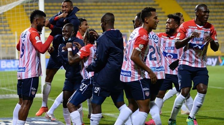 Atlético Junior ganó, y está en semifinales de la Liga