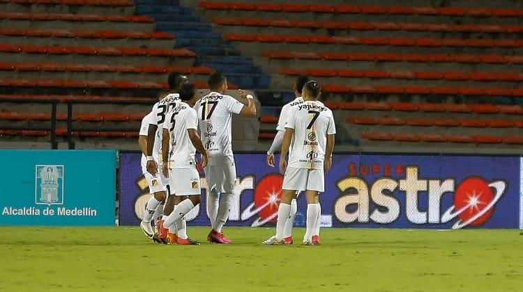 Liguilla BetPlay: Independiente Medellín cayó en casa ante Deportivo Pereira