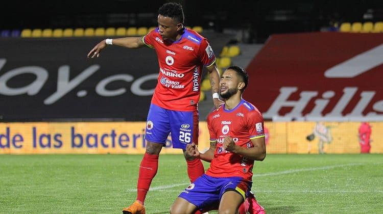 Deportivo Pasto derrotó a Santa Fe, con gol de Jeison Medina
