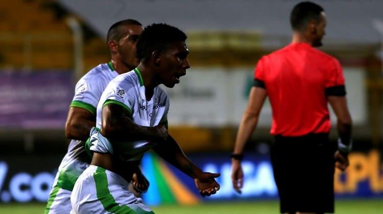 La Equidad y Deportivo Cali igualaron en partido de ida de los cuartos de final de la Liga BetPlay