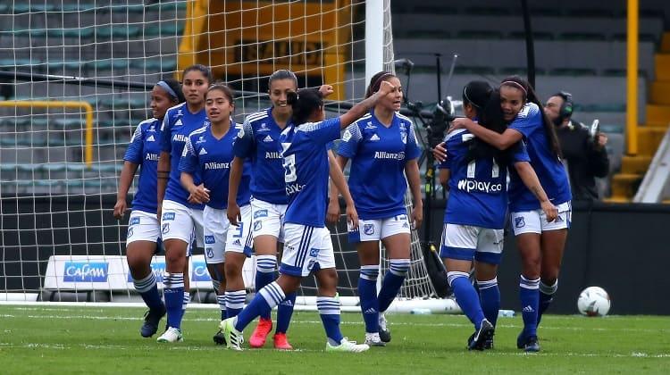 Así se jugarán los cuartos de final de la Liga Femenina BetPlay 2020
