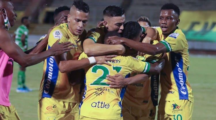 Atlético Huila ganó y es finalista del Torneo BetPlay