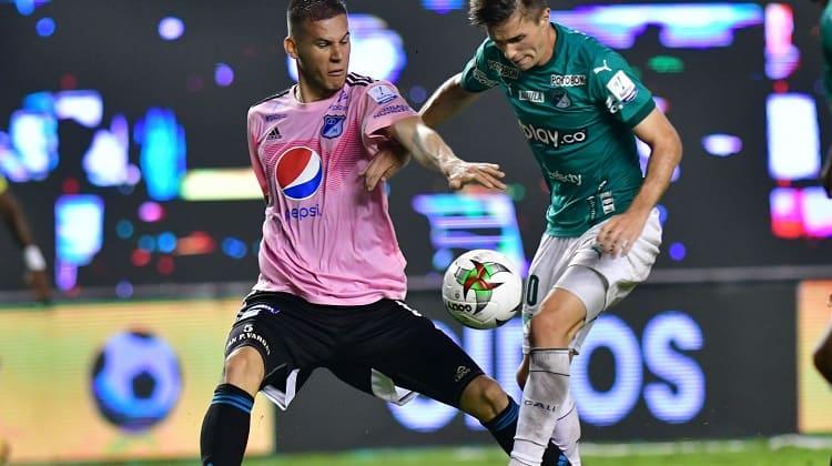 Designación arbitral para el duelo entre Cali y Millonarios por el cupo a la Sudamericana