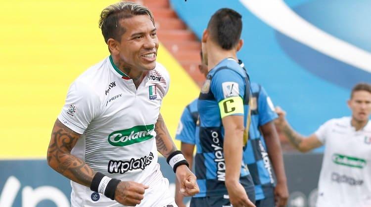 Liguilla BetPlay: Con gol de Dayro Moreno, Once Caldas derrotó a Boyacá Chicó