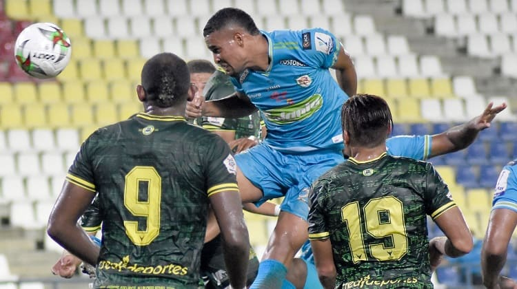 Jaguares y Bucaramanga empatan sin goles en la Liguilla BetPlay