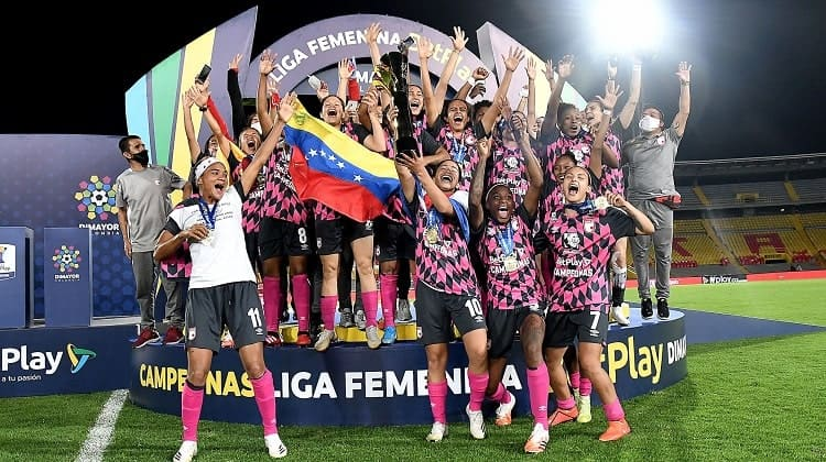 Santa Fe, campeón de la Liga Femenina 2020