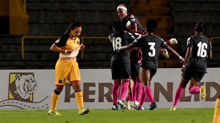 Santa Fe es finalista de la Liga Femenina 2020