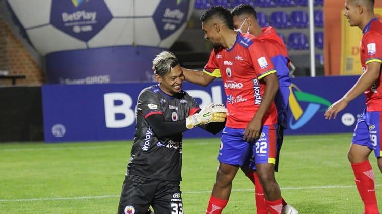 Deportivo Pasto eliminó al América y avanza a la semifinal de la Copa BetPlay