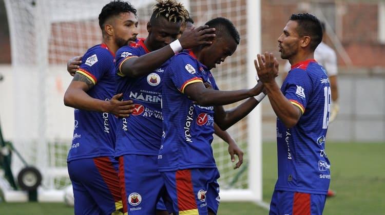 Deportivo Pasto venció 0-1 a Envigado FC