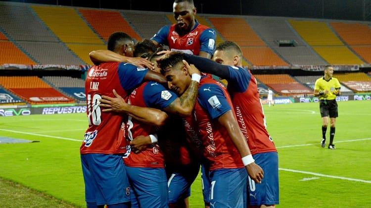 Independiente Medellín venció a Junior y está en semifinales de la Copa BetPlay 2020