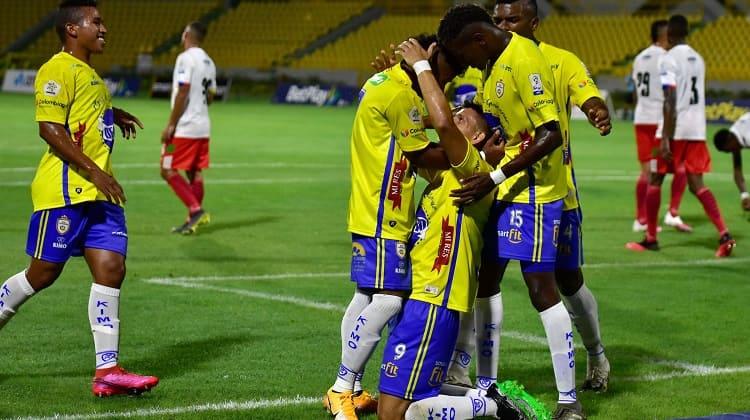 Real Cartagena hizo respetar su casa y venció a Cortuluá en el Torneo BetPlay